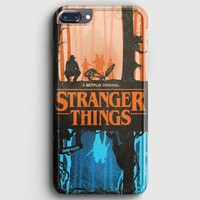 Stranger Things Poster Art iPhone 7 Plus Case   casescraft