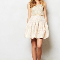 Magnolia Tulle Shell by Moulinette Soeurs Ivory S Apparel