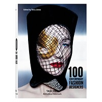 100 Contemporary Fashion Designers Coffee Table Book