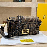 FENDI FF Baguette Shoulder bag