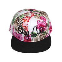 Stay Cute Hawaiian Snapback