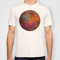 Baroque Cubism T-shirt by Tony Vazquez