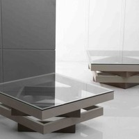 Modrest 842CT Modern Coffee Table