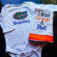 Florida Gators Personalized Set