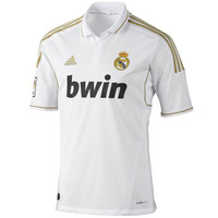Real Madrid Jersey 2011-2012