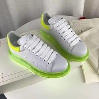 Alexander Mcqueen Oversized Sneakers With Air Cushion Sole Reference #25