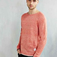 Native Youth Contrast Tipped Sweater