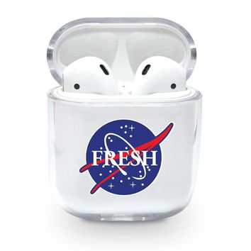 Fresh Nasa Airpods Case