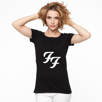 Foo fighters Concert Hot T shirt Women and Men all Size