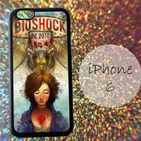 Briliant Bioshock Infinite Poster - cover case for iPhone 4|4S|5|5C|5S|6|6 Plus Note 2|3 Samsung Galaxy S3|S4|S5 Htc One M7|M8