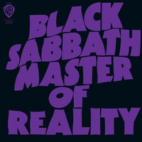 Black Sabbath - Master Of Reality (LP)