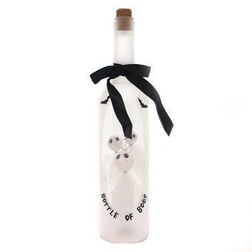 Halloween Bottle Of Boos LED Ghosts - 30701