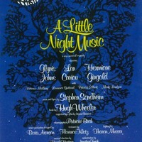 A Little Night Music 11x17 Movie Poster (1973)