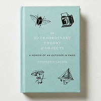 Anthropologie - An Extraordinary Theory Of Objects: A Memoir Of An Outsider