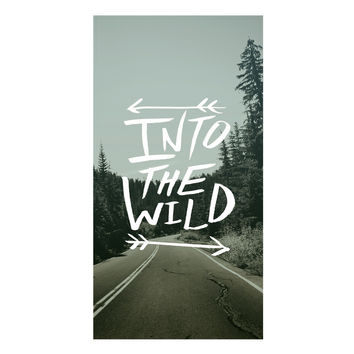 Into the Wild Towel