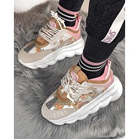 Versace Leisure sports shoes-8