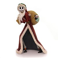 Disney SANTA JACK SKELLINGTON Polyresin Tim Burton's Nightmare 4058295
