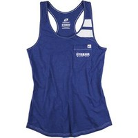 One Industries Women's Yamaha Pitch Tank Top - Casual - Motorcycle Superstore