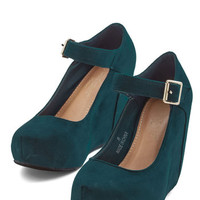 ModCloth Wonder Your Spell Wedge