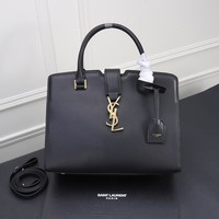 hcxx 1792 Yves Saint Laurent YSL Classic Handbag black