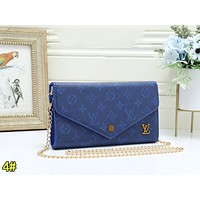 Louis Vuitton LV Fashion Women Leather Multicolor Crossbody Satchel Shoulder Bag 4#