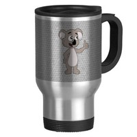 Koala cartoon mug