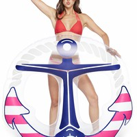 Giant Anchor Pool Float - PRE-ORDER, SHIPS EARLY MARCH