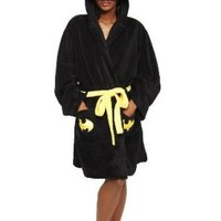 DC Comics Batman Hooded Robe Size : Large / X-Large
