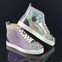Christian louboutin Casual Breathable Stylish Sneakers 9/7