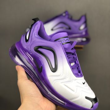 HCXX 19June 1088 Nike Air Max 720 Comfortable Running Shoes