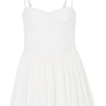 Stretch Compact Mini Dress | Moda Operandi