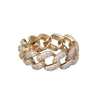 Chain Link Rings