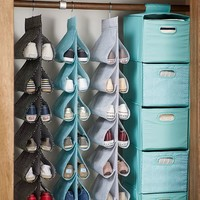Hanging Closet Shoe Storage, Mini Dot