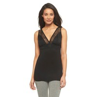 Women's Nursing Surplice Lace Tank - Gilligan & O'Malley™