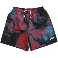 Dark Dye Water Short Black
