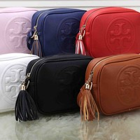 Women Fashion Multicolor Shoulder Strap Single Shoulder Messenger Bag Handbag