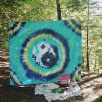 RESERVED Tie Dye Tapestry