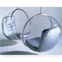 Bubble Chair  | Adelta | Easy chairs | Furniture | AmbienteDirect.com