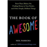 'The Book of Awesome' in Fun & Games Sale