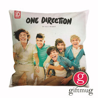 One Direction Up All Night Cushion Case / Pillow Case