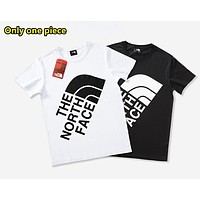 The North Face Casual Fashion Cotton Printed Breathable Short Sleeve T-Shirt