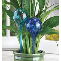 Decorative Plant Watering Globe Stakes