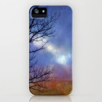 Mysterious iPhone Case by JUSTART