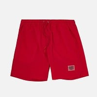 Vibe Shorts Red
