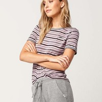 VANS Retro Skate Womens Ringer Tee | Graphic Tees