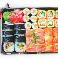 Yummy Pockets Sushi - Black / One