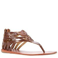 *Sole Boutique Sandal in Tan Leather