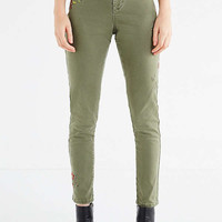 BDG Twig High-Rise Skinny Jean – Embroidered | Urban Outfitters