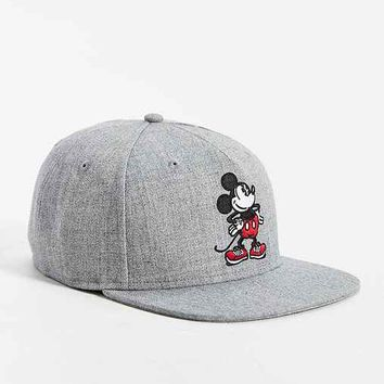 Vans Mickey Mouse Snapback Hat