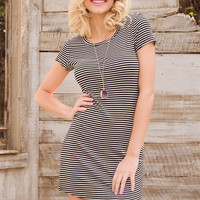 Pepper Striped Dress